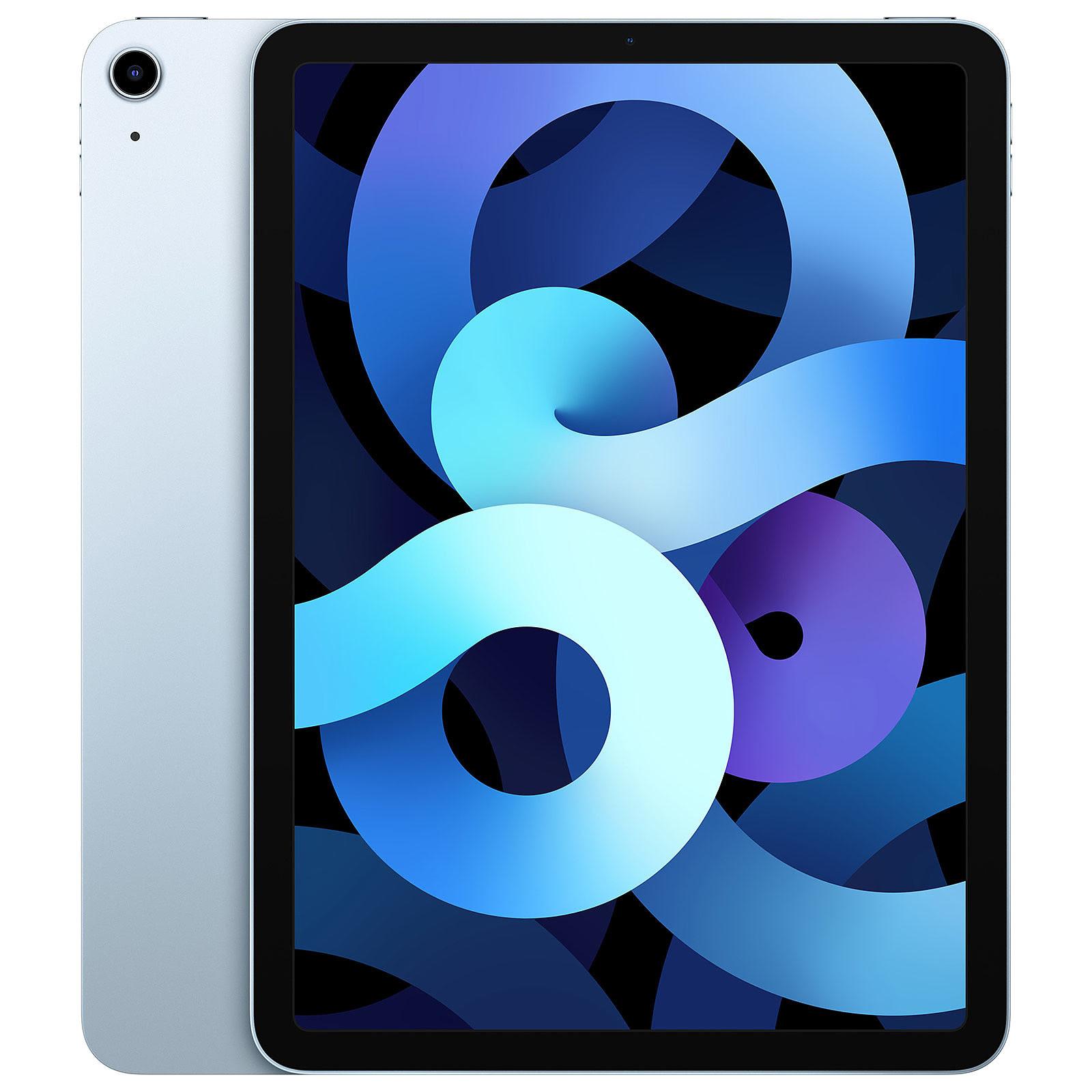 "Apple iPad Air 10.9"" WiFi 64Go Bleu Ciel - Tablette tactile Apple - 0"