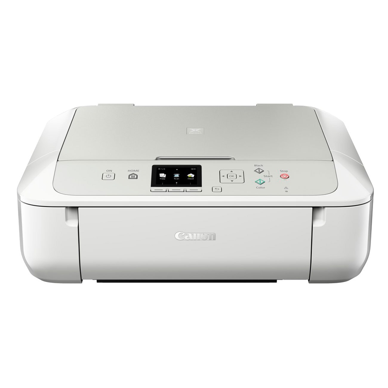 Canon PIXMA MG5751 Blanche (0557C026) - Achat / Vente Imprimante Multifonction sur Cybertek.fr - 0