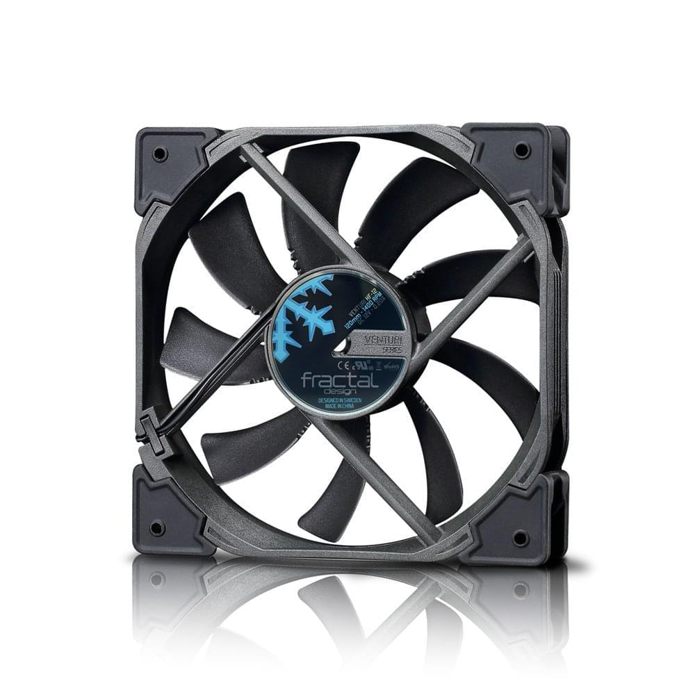 Fractal Design Venturi Series HF-14 - Ventilateur CPU - 0