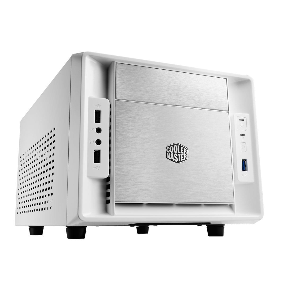 Cooler Master Elite 120 Blanc RC-120A-WWN1 (RC-120A-WWN1) - Achat / Vente Boîtier PC sur Cybertek.fr - 0