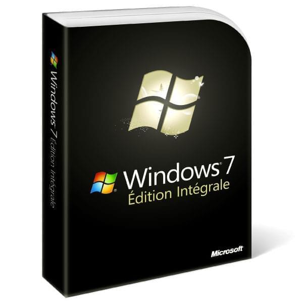 Microsoft Windows 7 Edition Intégrale 64b CYBERTEK - Logiciel système exploitation - 0