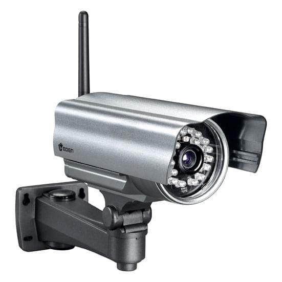 Heden Caméra IP/RJ45/WiFi Extérieure (CAMH04IPWE) - Achat / Vente Caméra / Webcam sur Cybertek.fr - 0
