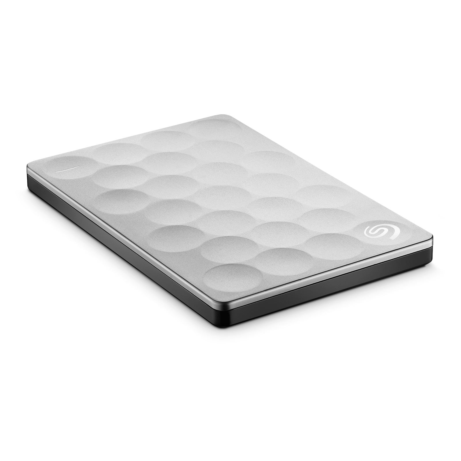 Seagate 2To Backup Plus Ultra Slim platine - Disque dur externe - 2