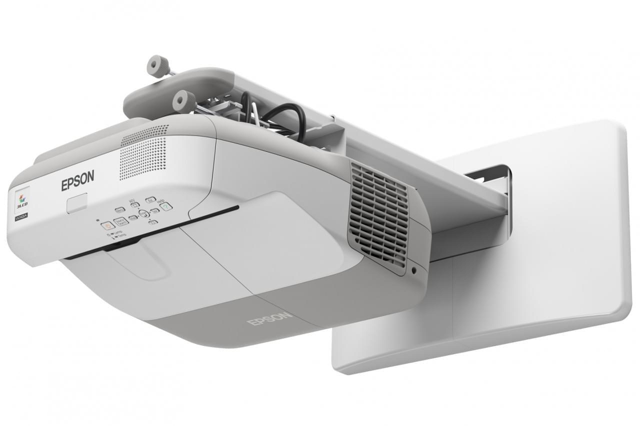Epson EB-475W (V11H455040) - Achat / Vente Vidéoprojecteur sur Cybertek.fr - 0