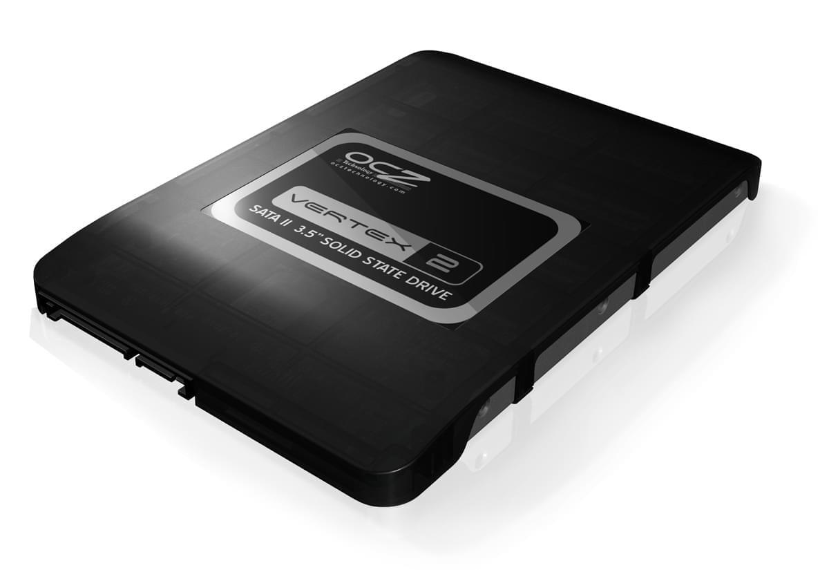 "OCZ 120Go SSD Vertex 2 OCZSSD3-2VTX120G (OCZSSD3-2VTX120G) - Achat / Vente Disque Dur interne 3.5"" sur Cybertek.fr - 0"