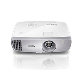 BenQ Vidéoprojecteur W1110 - DLP/2200 ANSI lum./15000:1/FHD/HDMI Cybertek