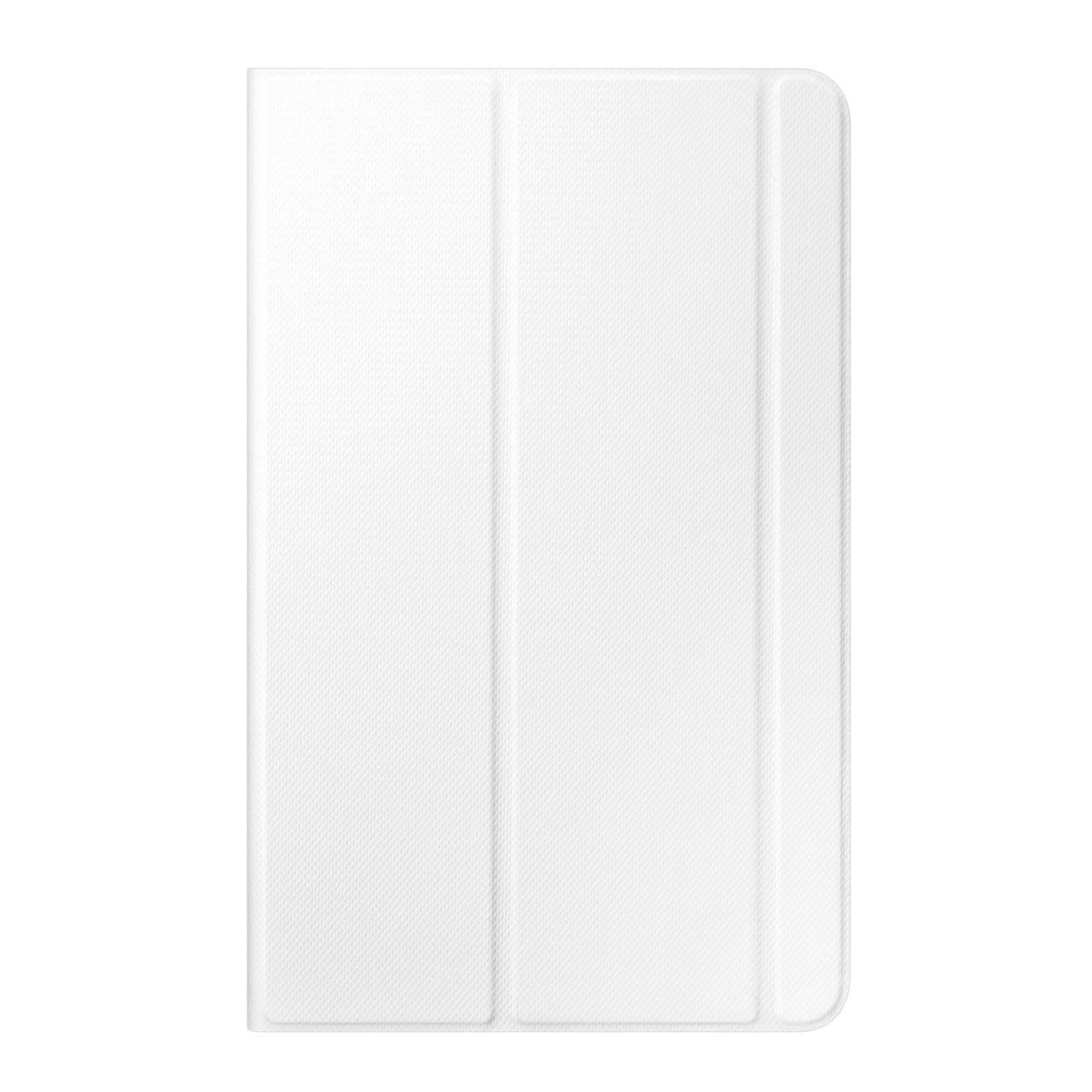 Book Cover blanc pour Galaxy Tab E - EF-BT560B - 0
