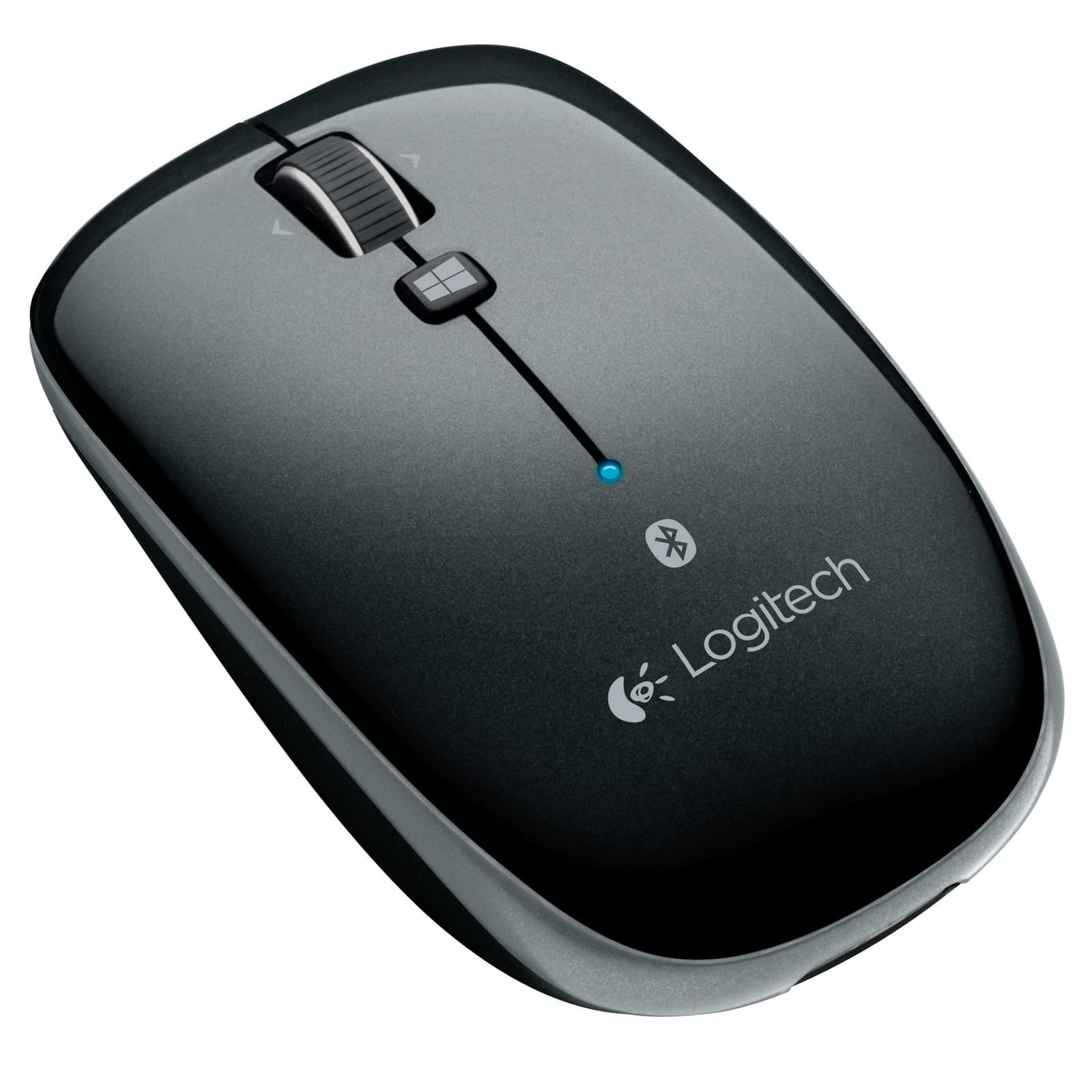 Logitech Bluetooth Mouse M557 - Souris PC Logitech - Cybertek.fr - 0