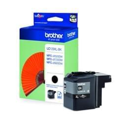 Cartouche LC129XLBK Noir - 2400p pour imprimante Jet d'encre Brother - 0