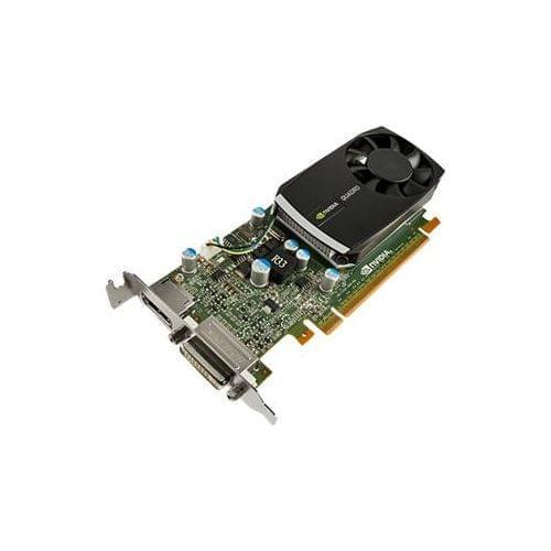 NVidia nVidia Quadro - 512Mo - carte Graphique PC - GPU  - 0