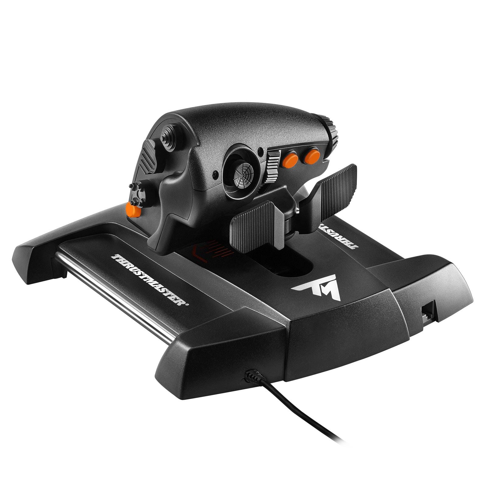 ThrustMaster TWCS Throttle - Périphérique de jeu - Cybertek.fr - 0