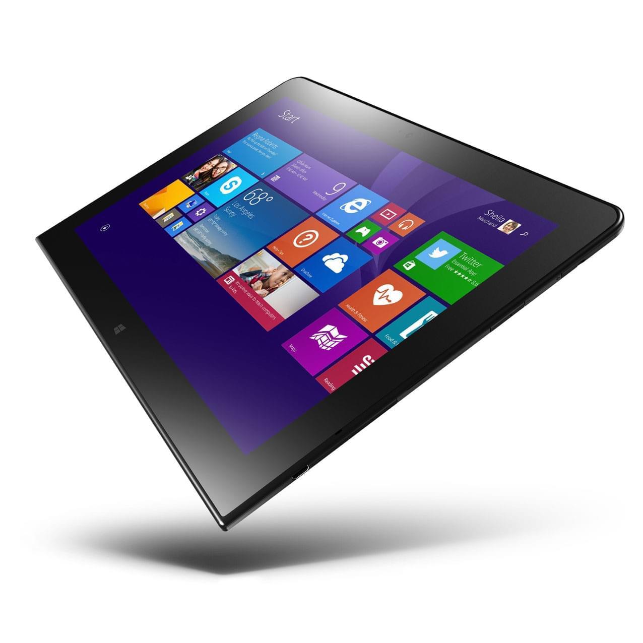 Lenovo ThinkPad 10 20C1 (20C10024FR) - Achat / Vente Tablette tactile sur Cybertek.fr - 0