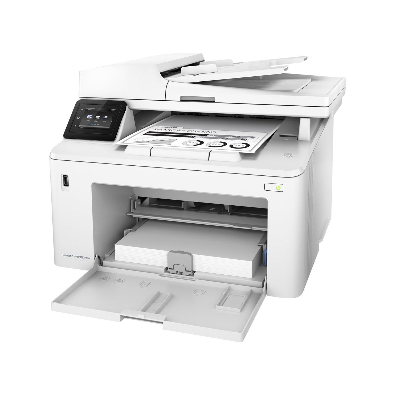 Imprimante multifonction HP LaserJet Pro M227fdw - Cybertek.fr - 2