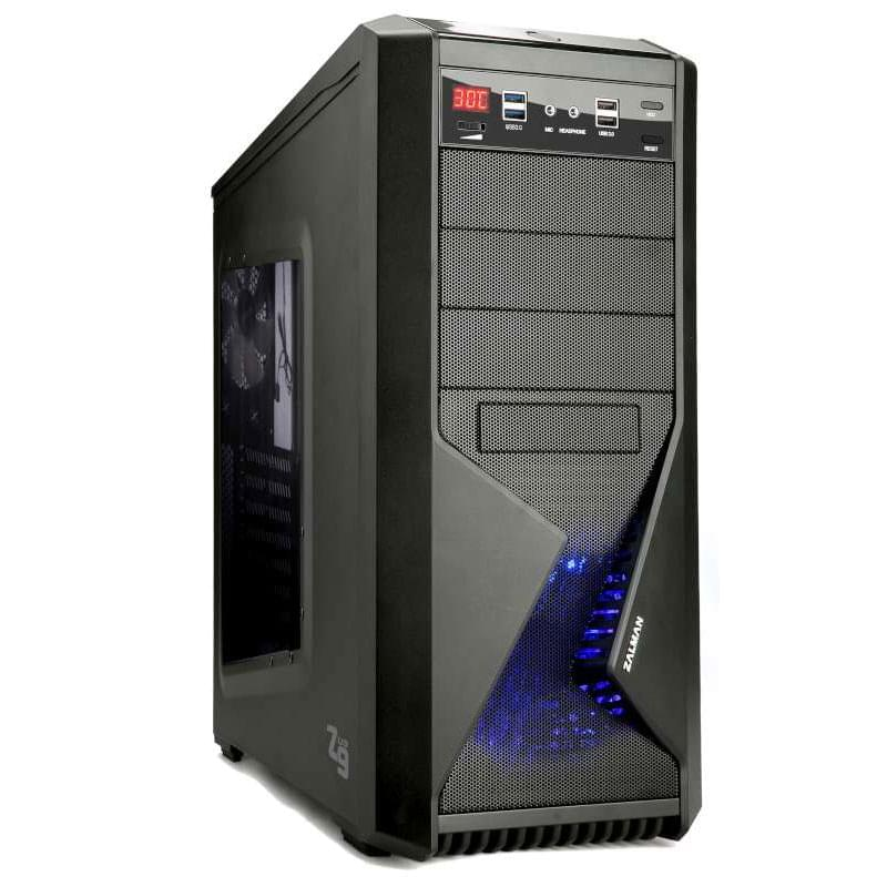 Zalman Z9 U3 (Z9U3) - Achat / Vente Boîtier PC sur Cybertek.fr - 0