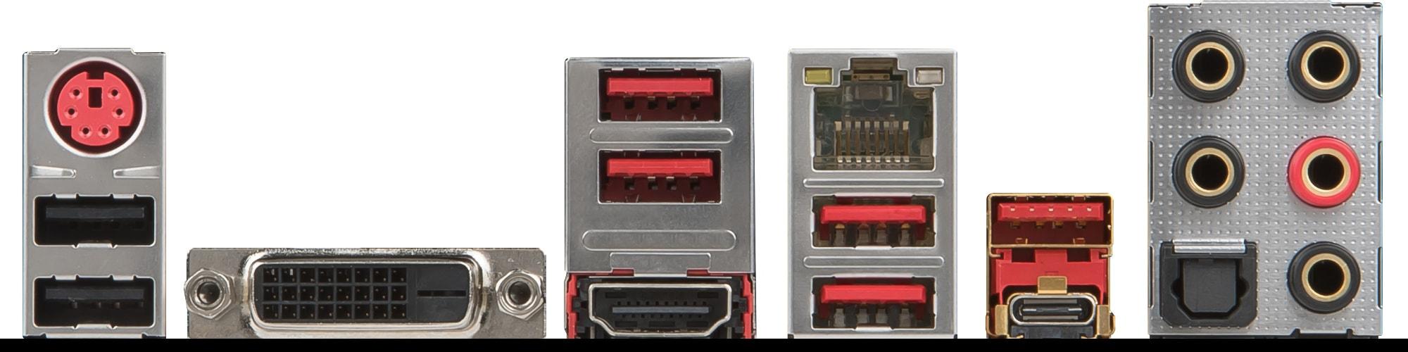 MSI X370 GAMING PRO CARBON ATX DDR4 - Carte mère MSI - Cybertek.fr - 3
