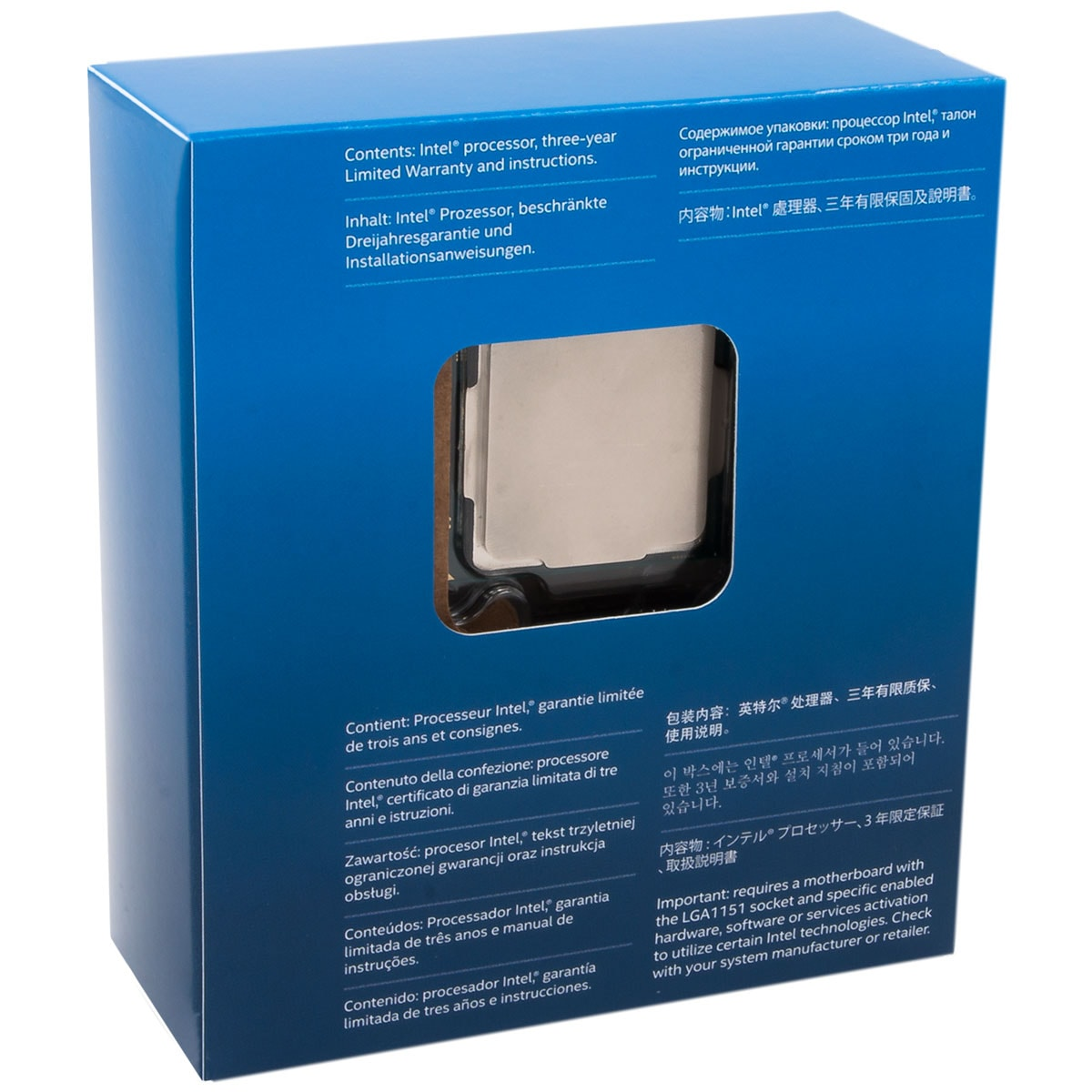 Intel Core i3 7350K - 4.2GHz - Processeur Intel - Cybertek.fr - 1