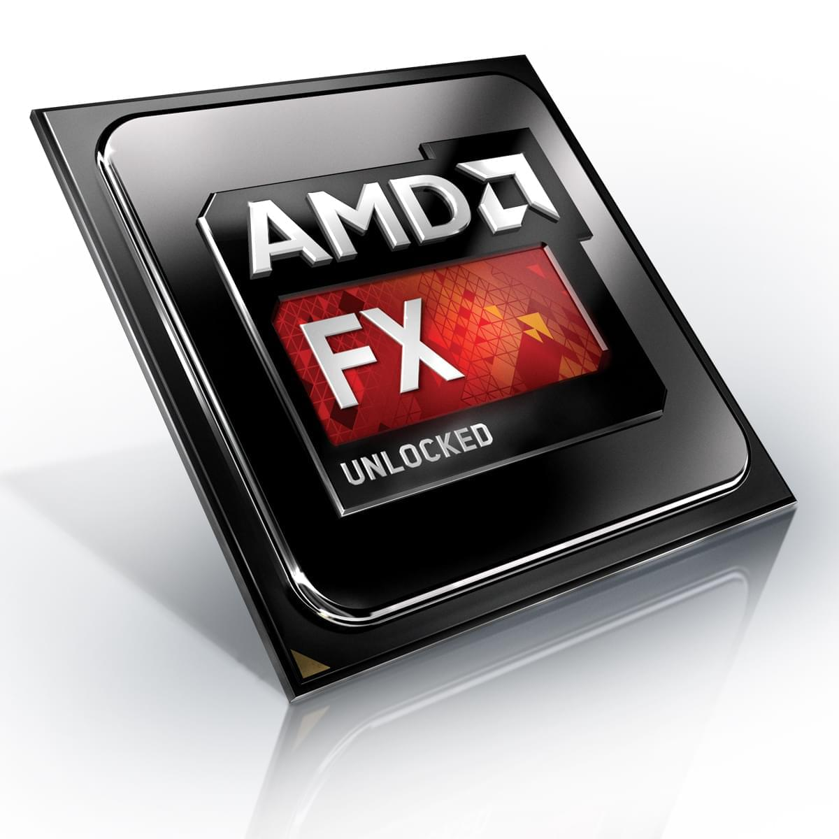 Processeur AMD FX-8320E Black Ed. - 3.5GHz - Gamer -  - 0