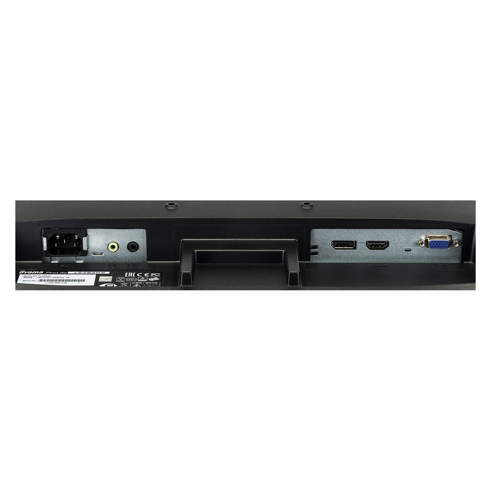 "Iiyama 24""  E2483HS-B3 - Ecran PC Iiyama - Cybertek.fr - 1"