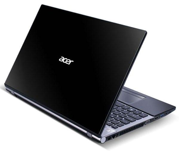 Acer V3-571G-33124G1TMaii (NX.M6AEF.007) - Achat / Vente PC Portable sur Cybertek.fr - 0