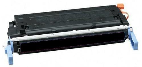 Toner Noir 9000p - C9720A pour imprimante Laser HP - 0
