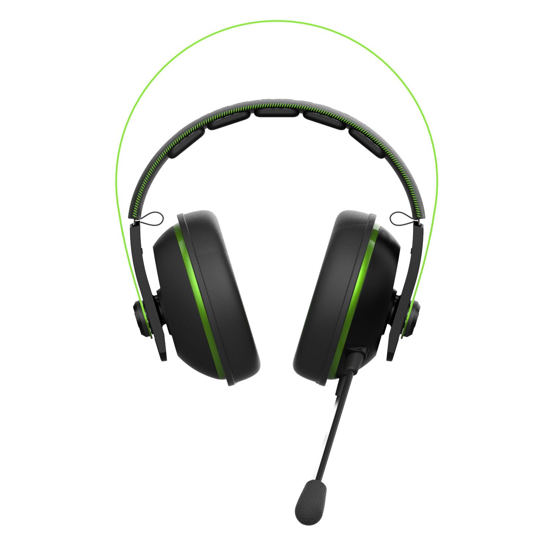 Asus Cerberus V2 Vert Stereo Vert - Micro-casque - Cybertek.fr - 3