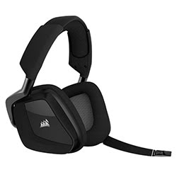image produit Corsair Gaming VOID PRO RGB 7.1 Wireless CA-9011152-EU Cybertek