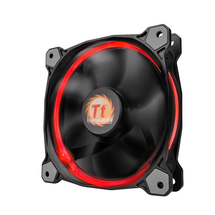 Thermaltake Riing 12 RGB LED 256 couleurs + boitier contrôle - Ventilateur boîtier - 0