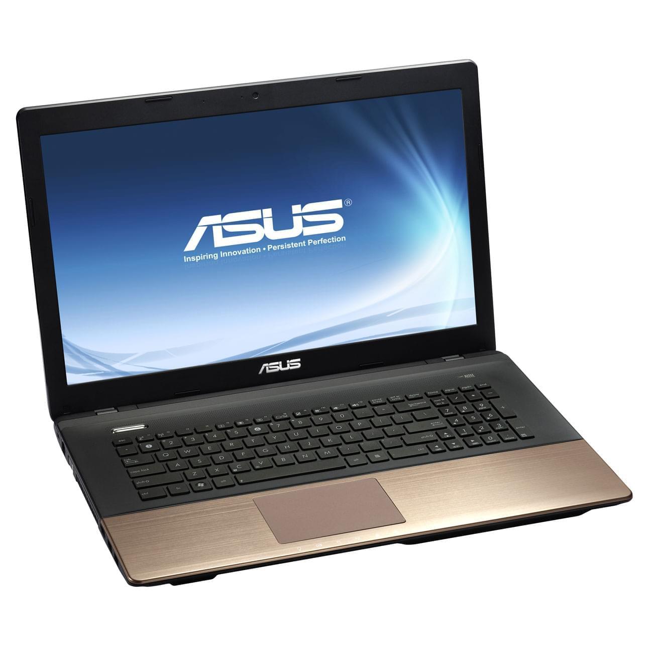 Asus K75VJ-TY146H (K75VJ-TY146H fini) - Achat / Vente PC portable sur Cybertek.fr - 0
