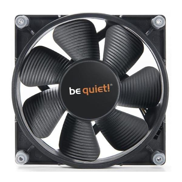 Be Quiet! Case Fan SilentWings PWM 2 92mm BL029 (BL029) - Achat / Vente Ventilateur sur Cybertek.fr - 0