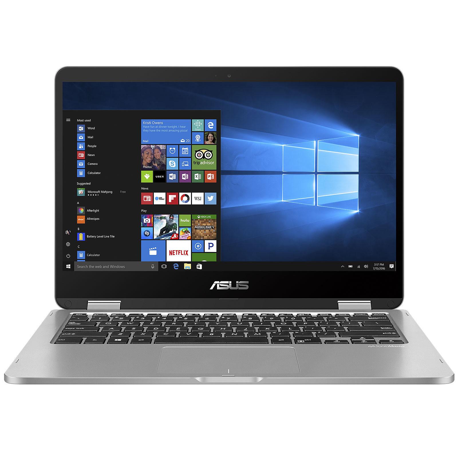 Asus 90NB0IV1-M03790 -- - PC portable Asus - Cybertek.fr - 0