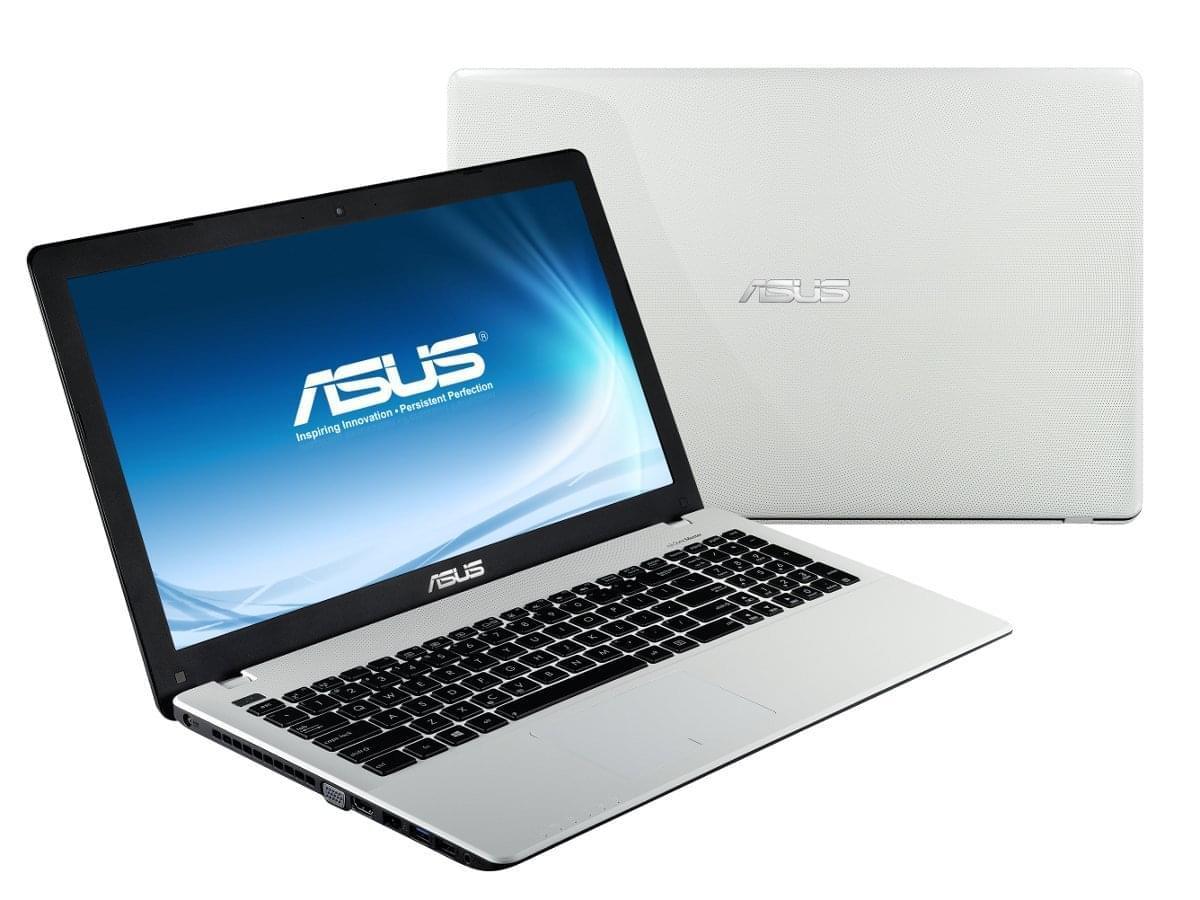 Asus X550CC-XX279H (X550CC-XX279H) - Achat / Vente PC portable sur Cybertek.fr - 0