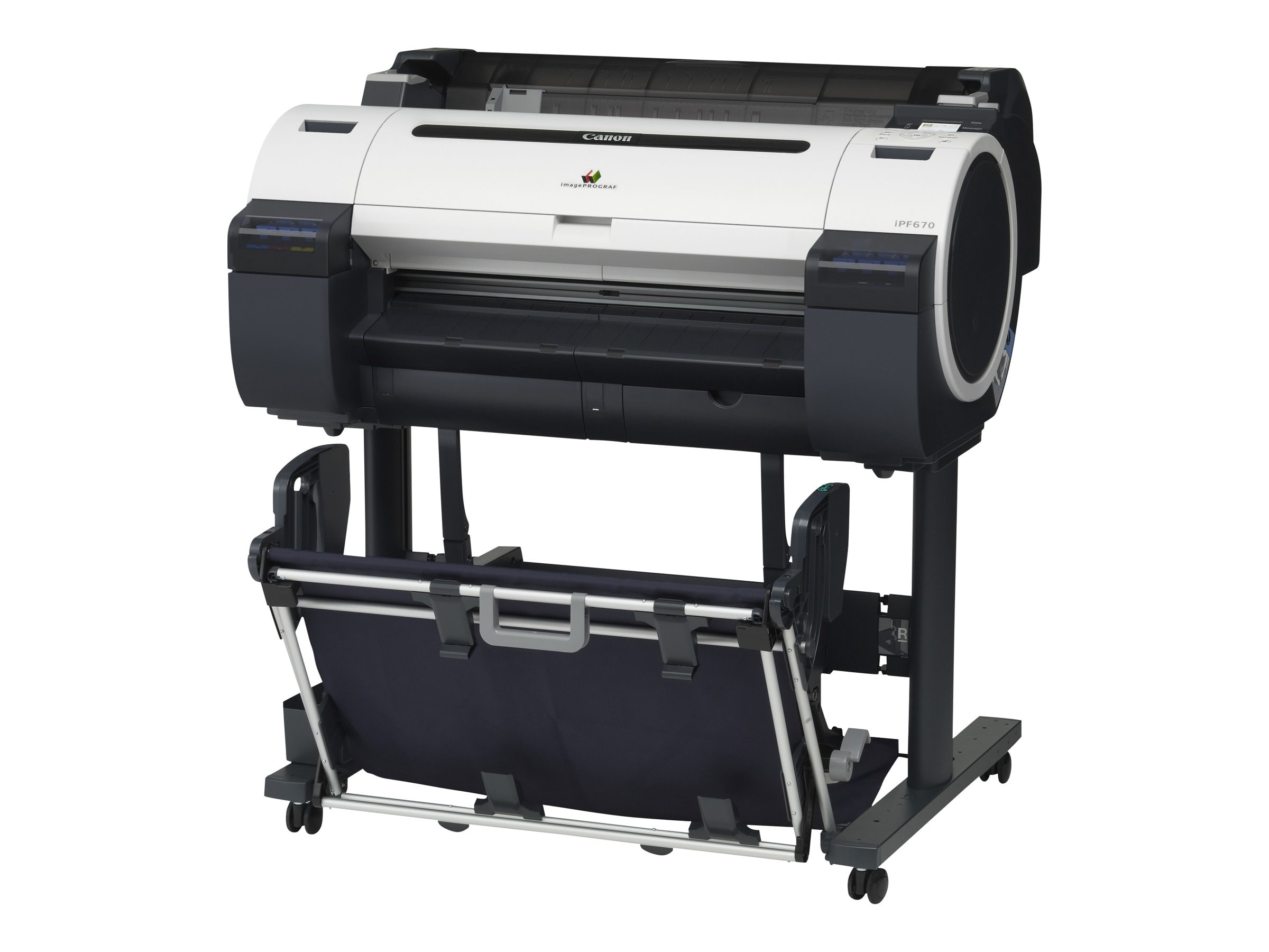 Imprimante Canon ImagePROGRAF iPF670 - Cybertek.fr - 0
