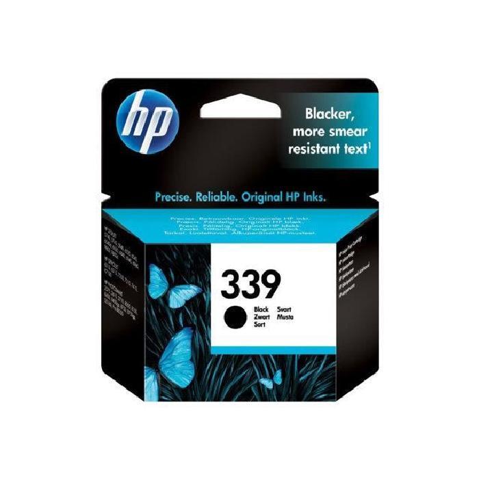 Cartouche C8767EE Noire pour imprimante Jet d'encre HP - 0