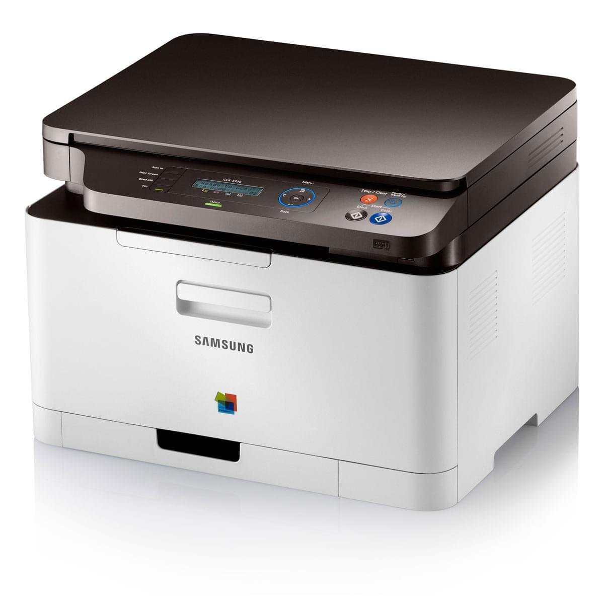 Imprimante multifonction Samsung CLX-3305FW - Cybertek.fr - 0