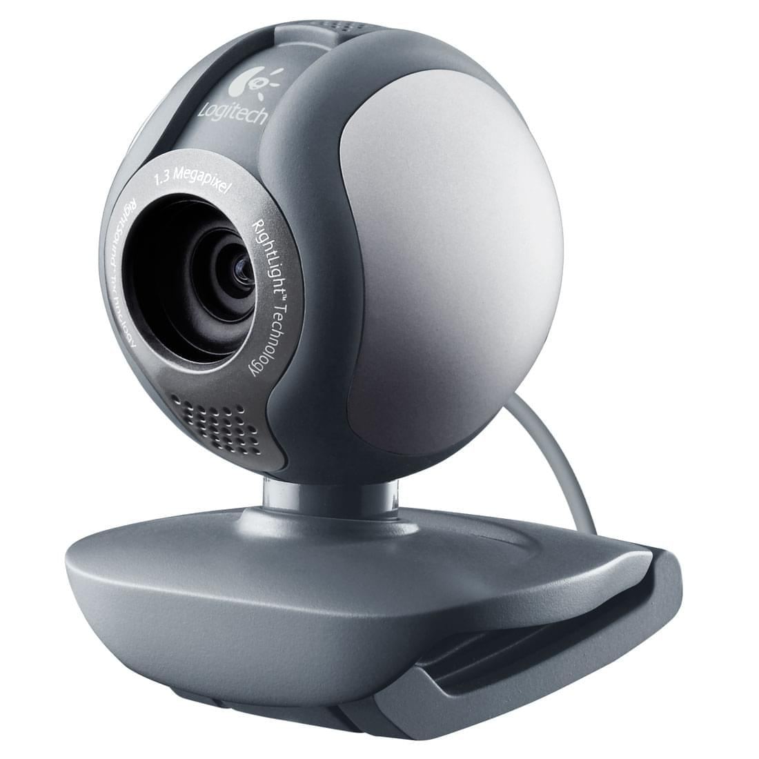 Logitech Webcam B500 OEM - Caméra / Webcam - Cybertek.fr - 0