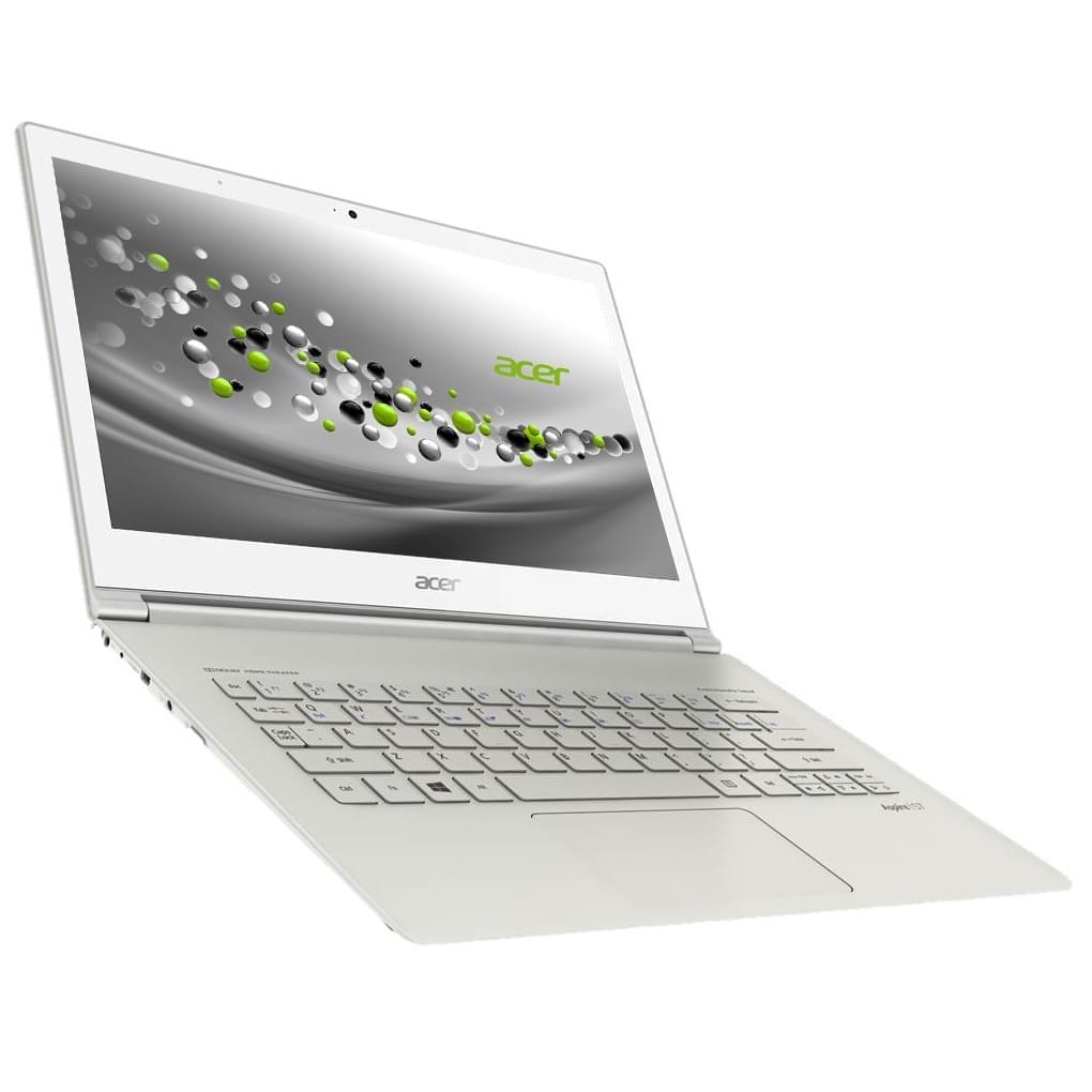 Acer S7-391-73514G25aws (NX.M3EEF.003) - Achat / Vente PC Portable sur Cybertek.fr - 0