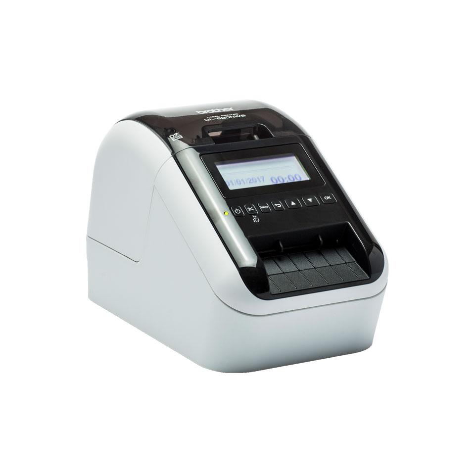 Imprimante Brother QL-820NWB - Cybertek.fr - 2