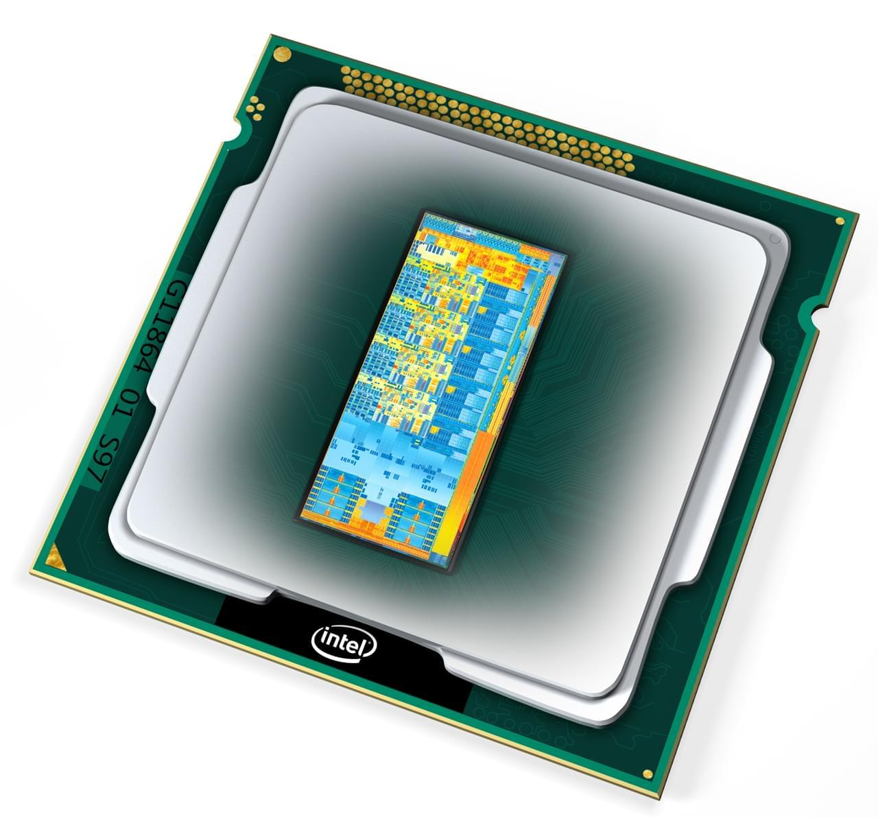 Intel Core i5 3550 - 3.3GHz - Processeur Intel - Cybertek.fr - 0