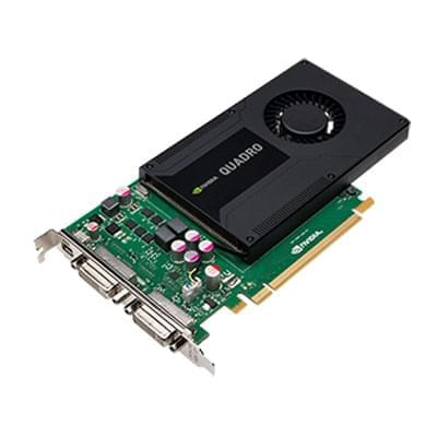 PNY nVidia Quadro - 2Go - carte Graphique PC - GPU nVidia - 0