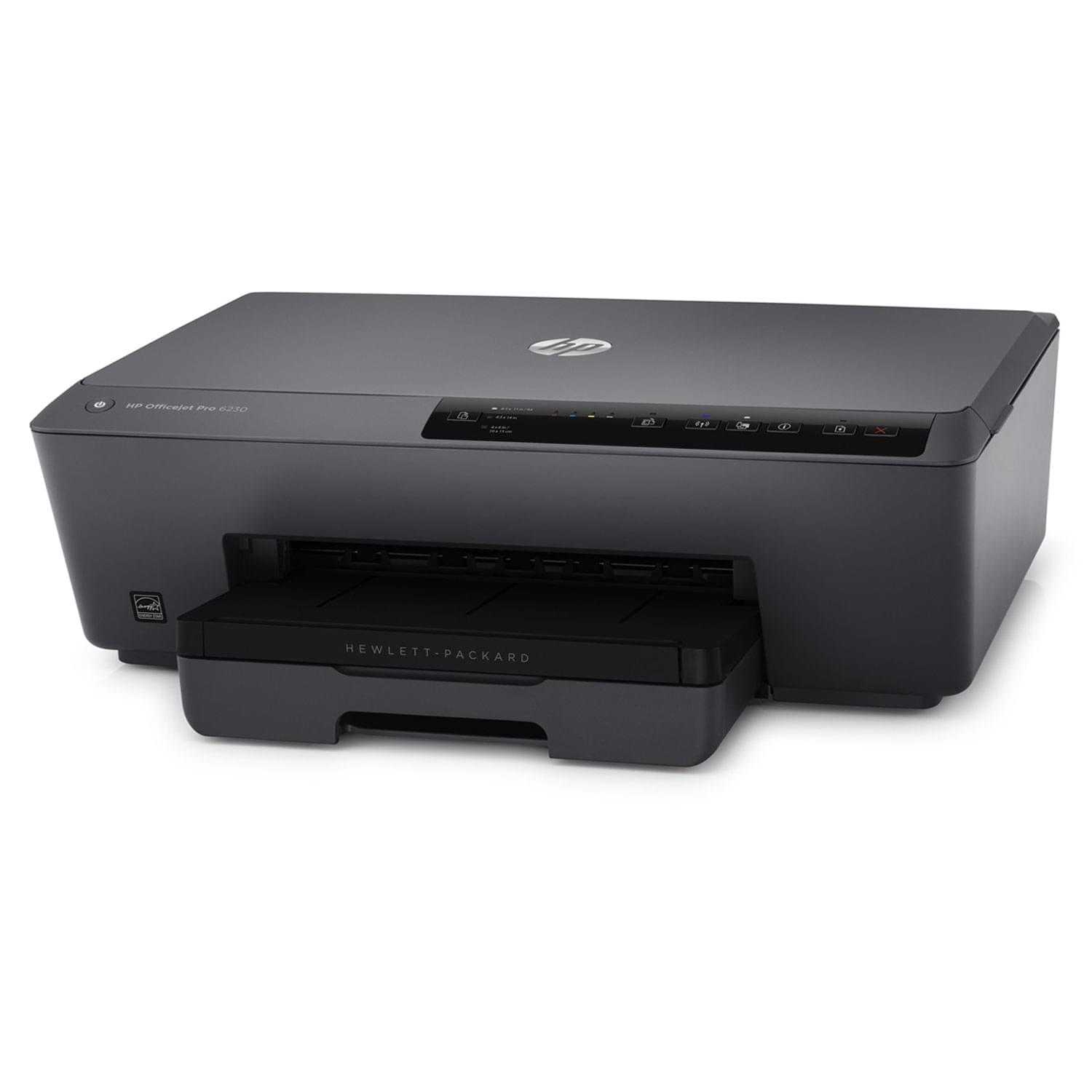 Imprimante jet d'encre HP couleur wifi - OfficeJet Pro 6230 ePrinter - 0