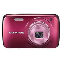 Olympus Destockage VH-210 Rouge - 14MP/5X/3