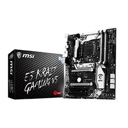 MSI Carte Mère E3 KRAIT GAMING V5 - C232/LGA1151/DDR4/ATX Cybertek
