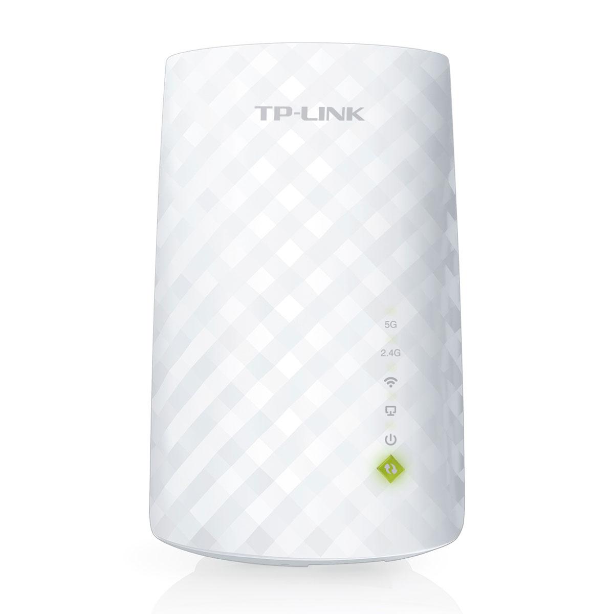 TP-Link RE200 - Répéteur WiFi AC 750 - Cybertek.fr - 1