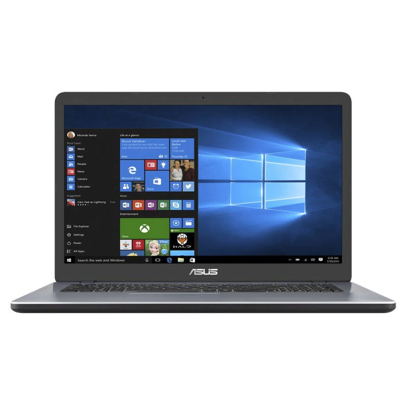 Asus X705UV-GC144T - PC portable Asus - Cybertek.fr - 0