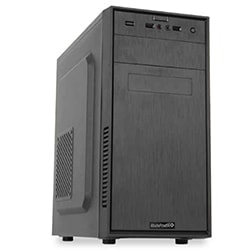 MaxInPower Bo�tier Black Dandy BM1082CA00 - mT/480W/mATX/USB3.0 Cybertek