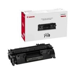 Canon Toner Noir CRG 719 2000p (3479B002) - Achat / Vente Consommable Imprimante sur Cybertek.fr - 0