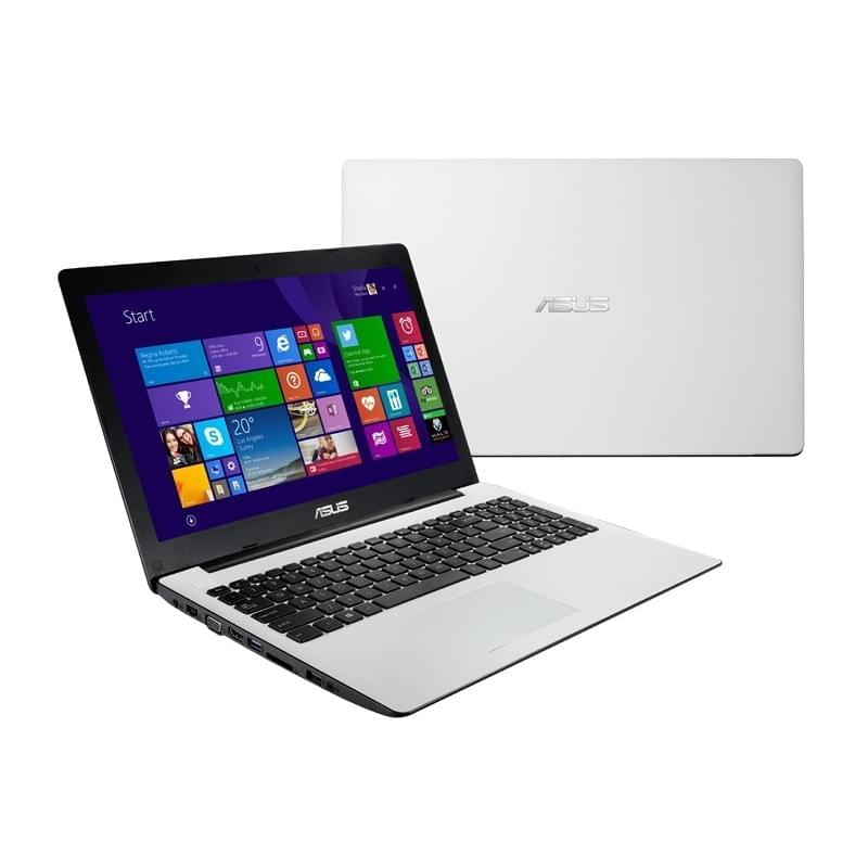 Asus X553MA-XX409T Blanc (90NB04X2-M26590) - Achat / Vente PC portable sur Cybertek.fr - 0