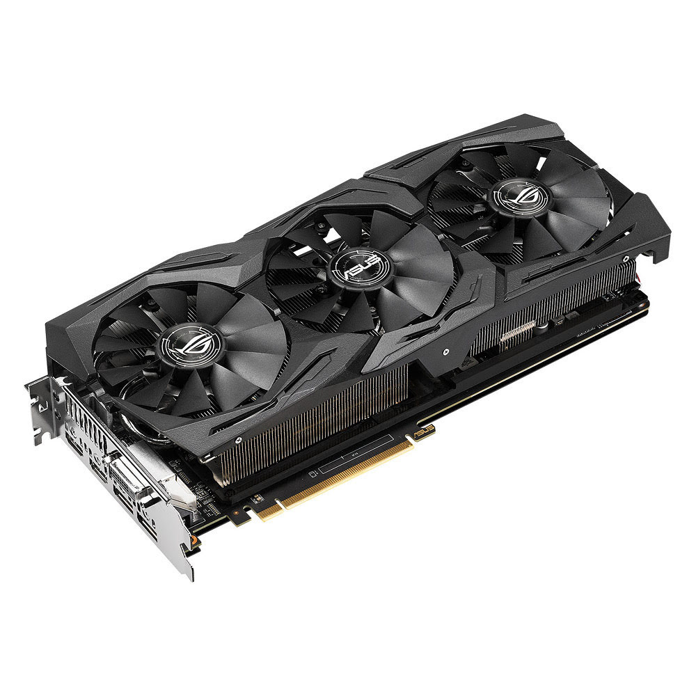 Asus STRIX-RXVEGA56-O8G-GAMING 8Go - Carte graphique Asus - 2