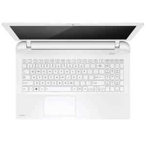 """Toshiba L50-B-17M Blanc -i3-4005/8Go/1To/R5-230/15.6""""/W8.1 (PSKTAE-03D00QFR) - Achat / Vente PC Portable sur Cybertek.fr - 3"""