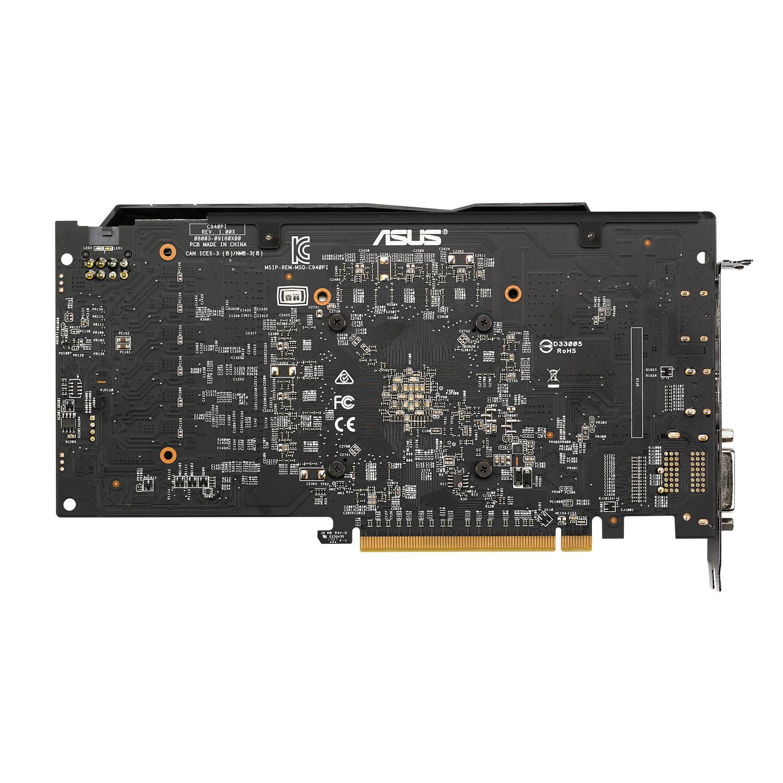 Asus STRIX-RX570-O4G GAMING 4Go - Carte graphique Asus - 3
